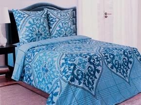 """4131-БЧ 1.5 спальный компл. """"Эмир"""" цв голубой"""