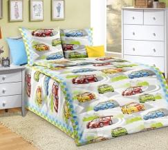 1100 КПБ 1.5 спальный Гонки