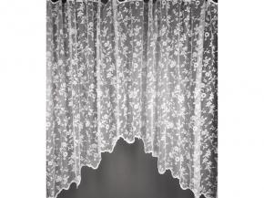 1.75м полотно гардинное АРКА Shelly lux HX M 3018/175w, высота 175см/ ширина 300см купон для штор
