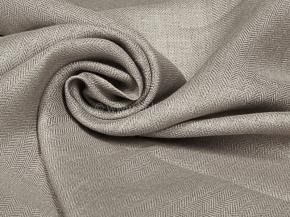 19С124-ШР+Гл+М+Х+У 394/1 Ткань костюмная, ширина 150см, лен-100%