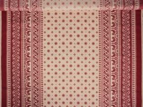 Полулен бельевой кислованный арт. 4-19 рис.1026/1 Вышивка, ширина 150см