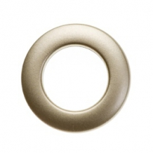 Люверсы СТ 04/35 Beladonna, белое золото d-35мм (уп.10шт)