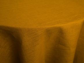 16с50-ШР/уп. Скатерть D210 цвет 1218 горчичный