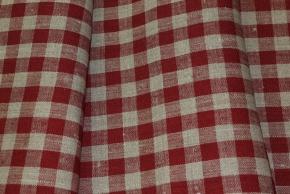 14С436-ШР 6/3 Ткань скатертная, лен-100%, ширина 150 см