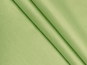 00С9-КВгл+Л Тик гладкокрашеный цв. 430403 салат, ширина 150см