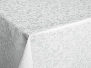 08С6-КВ отб+ГОМ т.р. 2509 цвет 010101 белый, ширина 305см