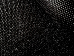 512-0050-090-502-90 Флизелин клеевой 50гр/м.кв. точечное покр., черный, ш.90см (рул.100м)