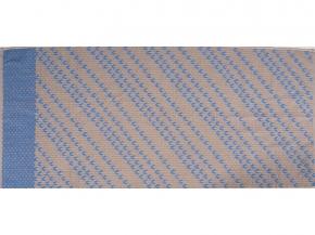 6с102.511ж2 Узор 5 Полотенце махровое 67х150см Лен+х/б