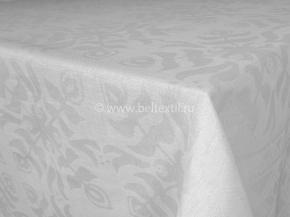 """ОБР 01955 Скатерть 150*120 """"Зимние каникулы"""" цв. белый"""