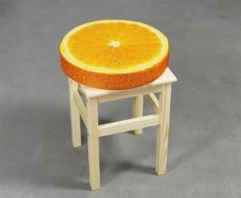 """Подушка сидушка """"Апельсин"""" 38х38х7"""