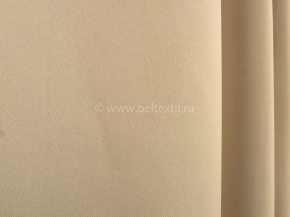 Ткань блэкаут Carmen RS 6668-19/280 P BL св. песочный, ширина 280см