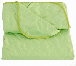 Одеяло тик/бамбук/стежка  150 гр. Евро  210*200