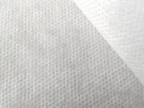 512-0040-090-502-00 Флизелин клеевой 40гр/м.кв. точечное покр., белый, ш.90см (рул.100м)