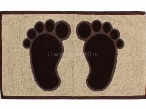 6с104.411ж1 Коврик-ножки Полотенце махровое 67х40см