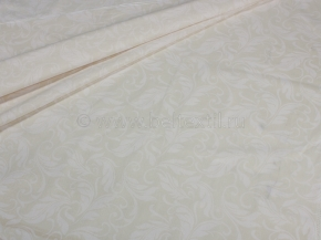 Ткань бельевая арт 06С-64ЯК набивная рис. Перья,1 сорт, 220см