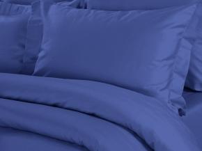 Сатин гладкокрашеный арт. 273 МАПС цвет 86251/6 синий, 220см