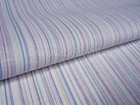Ткань бельевая арт 06С-64ЯК(905102) п/лен пестроткань с просновками 61/4 радуга сорт 1, ширина 180см