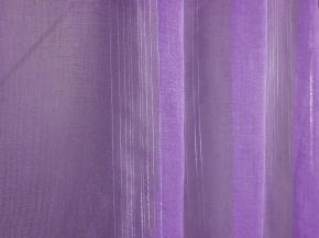 Вуаль фэнтези Moniqe под лен ZY YC10861-20/280 LF ut сирень ширина 280см