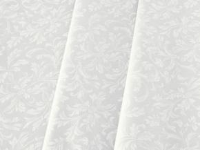 """Ткань скатертная арт 07С-14ЯК отбеленный рис. """"Перепев"""", ширина 150см"""