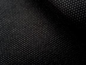 Флизелин клеевой 40гр/м2 точечное покр. черный, ш.90см (рул.100м)