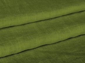 """05С212-ШР/пн.+Гл+ХМа 1479/0 зеленый Ткань """"с эффектом мятости"""", ширина 145см, лен-100%"""