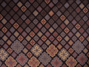 Сопрано компаньон, цвет коричневый рисунок 19964/1 Перкаль ширина 220см