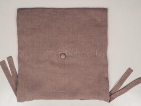 18с168-ШР Подушка для сидения декор. 40*40 цв 987 какао