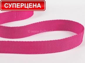 18мм. 12С3727-Г50 (рис.8757) ЛЕНТА ОКАНТОВОЧНАЯ 18мм, ярко-розовый*118 (рул.250м)