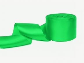 03С3137У-Г50 ЛЕНТА АТЛАСНАЯ ярко-зеленый*176, 55мм (рул.25м)