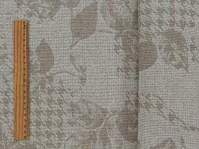 18С178-ШР+С 330/546 Ткань декоративная, ширина 290см, лен-78% хлопок-22%