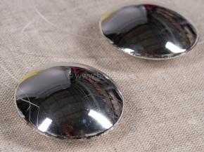 Магнит AL 2 на леске круглый серебро (уп.2шт)