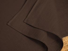 11С520-ШР 30*45 Салфетка цвет темный шоколад