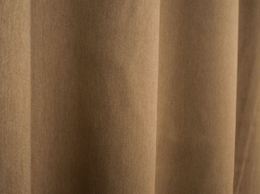 Ткань блэкаут Carmen MS 16023 MSSI-02/280 P BL 2st песочный, ширина 280см