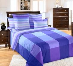 4150 КПБ Евро Генри фиолетовый