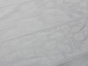 Холст полотенечный арт.111395 п/л отбеленный жаккардовый рис. 1х136/1, 50см