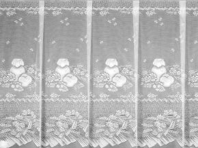 1.50м 7С2-Г10 полотно гардинное рис.1085 белый, ширина 150см