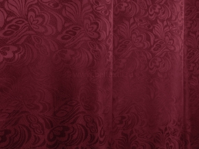 Жаккард T ZG L507-30/148 винный, 148см