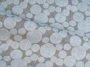 16С381-ШР+С 330/14 Ткань декоративная, ширина 165см, лен-81% хлопок-19%