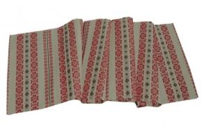 15С431-ШР 49*200 рушник цвет 1 красный