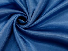 Креп-сатин T HH L101/150 KSat синий, ширина 150см