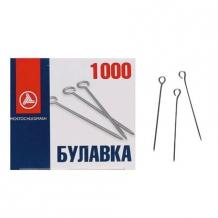 Булавка одностержевая Тип1/дл.30мм (уп.1000шт.)