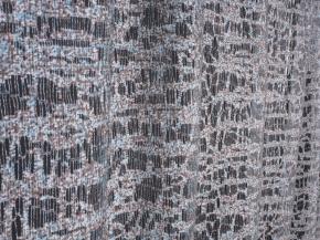 2.80м Сетка Shelly lux HX 2D-156/280 Set бежевый с голубым, ширина 280см