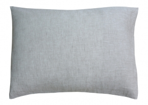 18с91-ШР Наволочка верхняя 70*70 цв серый