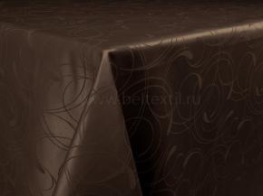 08С6-КВгл+ГОМ т.р. 2131 цвет 191020 темный шоколад, ширина 305 см