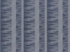 """Меланж арт.341 МАПС рис. 6849/2 """"Геометрия"""" синий, 220см"""