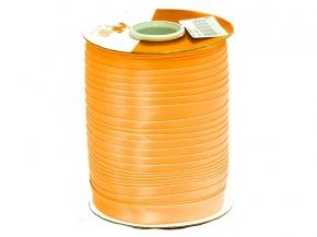 Косая бейка Ajur МН 6354/1,5см (144ярда/132м) ярко-желтый