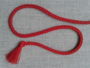 1С35-Г50 ШНУР красный*010, 4мм (рул.200м)