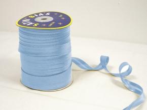 Косая бейка Satin bias ш.1,5см (144ярда/132м) голубой*168
