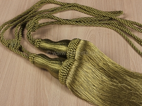 Кисти Ajur НК MB984Y-6, олива