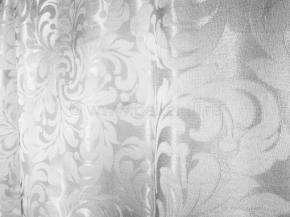 Жаккард T ZG L2978-100/155 серебро, ширина 155см
